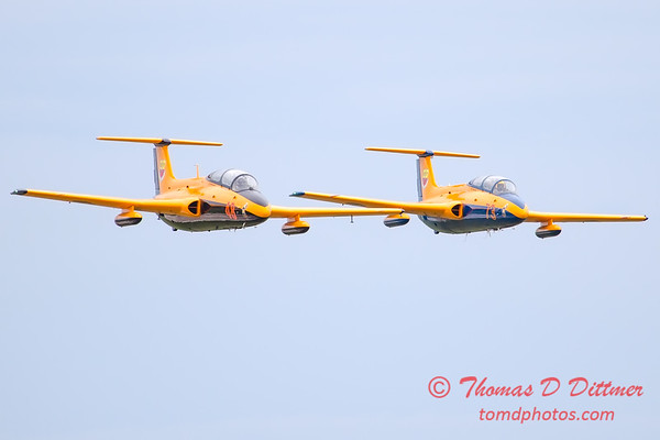 624 - Friday Practice at the Quad City Air Show - Davenport Municipal Airport - Davenport Iowa - August 31st