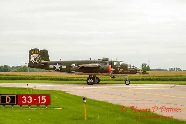 1045 - Saturday at the Quad City Air Show - Davenport Municipal Airport - Davenport Iowa - September 1st
