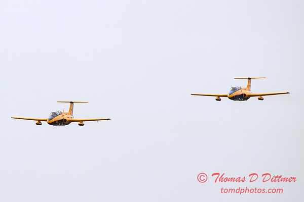 617 - Friday Practice at the Quad City Air Show - Davenport Municipal Airport - Davenport Iowa - August 31st