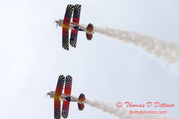 115 - Friday Practice at the Quad City Air Show - Davenport Municipal Airport - Davenport Iowa - August 31st