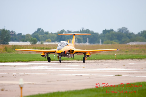 457 - Friday Practice at the Quad City Air Show - Davenport Municipal Airport - Davenport Iowa - August 31st