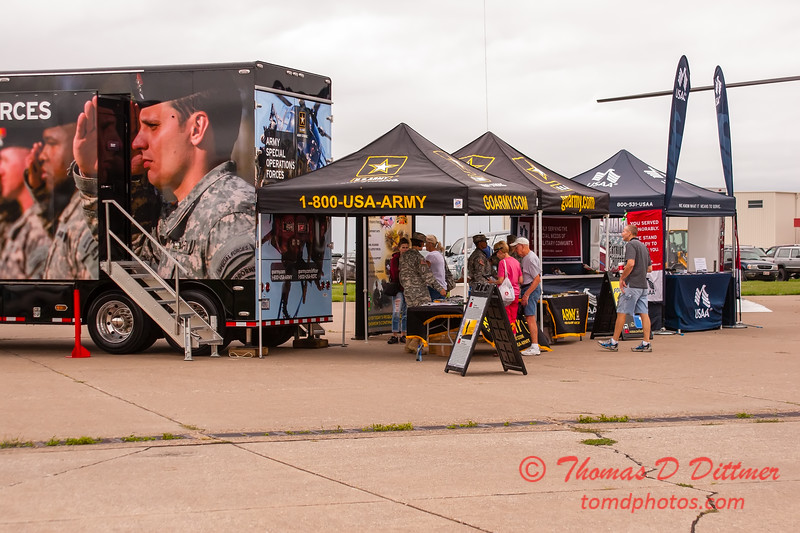 1190 - Saturday at the Quad City Air Show - Davenport Municipal Airport - Davenport Iowa - September 1st