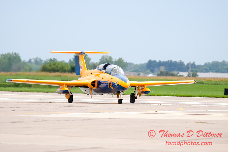 694 - Friday Practice at the Quad City Air Show - Davenport Municipal Airport - Davenport Iowa - August 31st