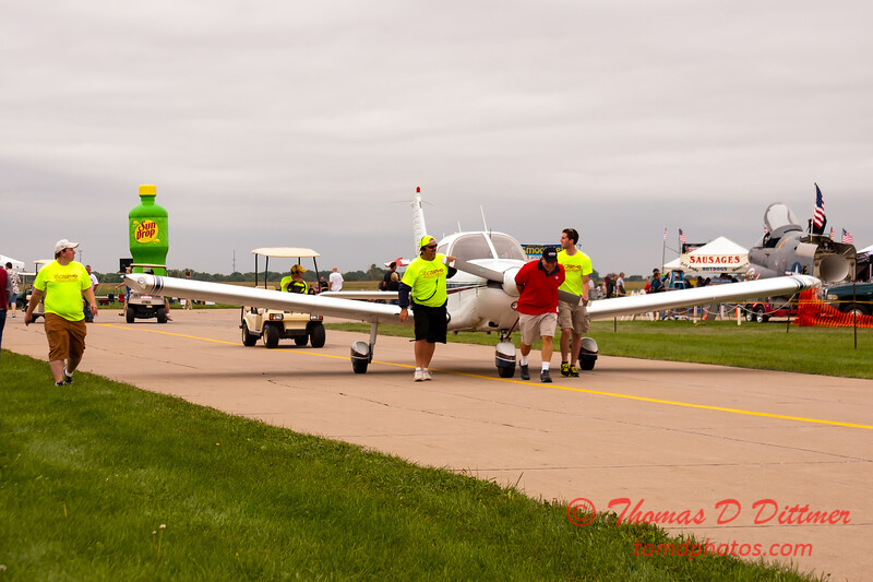 1260 - Saturday at the Quad City Air Show - Davenport Municipal Airport - Davenport Iowa - September 1st