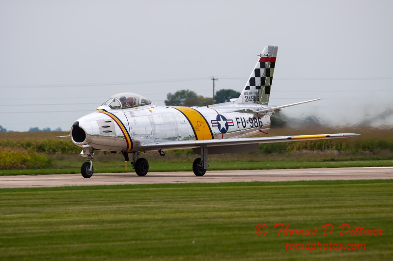 278 - Friday Practice at the Quad City Air Show - Davenport Municipal Airport - Davenport Iowa - August 31st