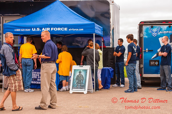 1207 - Saturday at the Quad City Air Show - Davenport Municipal Airport - Davenport Iowa - September 1st
