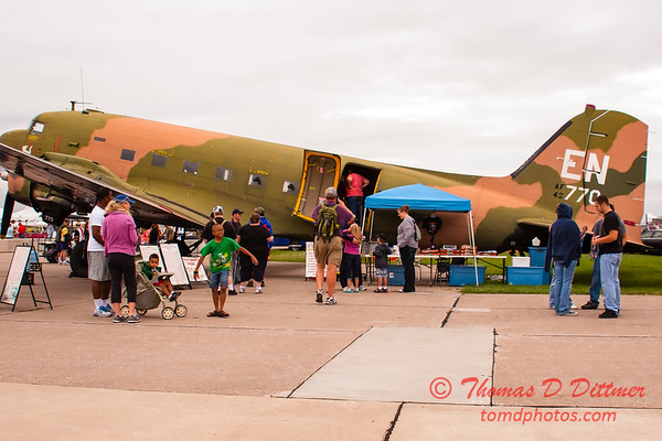 1270 - Saturday at the Quad City Air Show - Davenport Municipal Airport - Davenport Iowa - September 1st