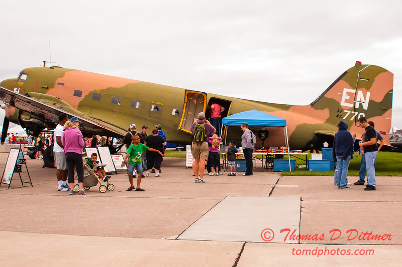 1271 - Saturday at the Quad City Air Show - Davenport Municipal Airport - Davenport Iowa - September 1st