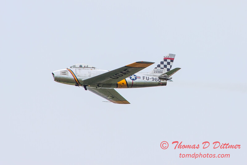307 - Friday Practice at the Quad City Air Show - Davenport Municipal Airport - Davenport Iowa - August 31st