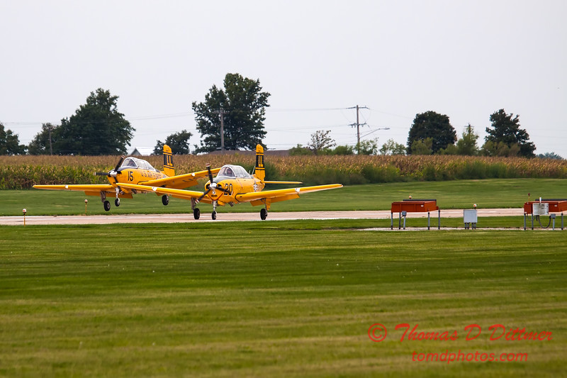 541 - Friday Practice at the Quad City Air Show - Davenport Municipal Airport - Davenport Iowa - August 31st