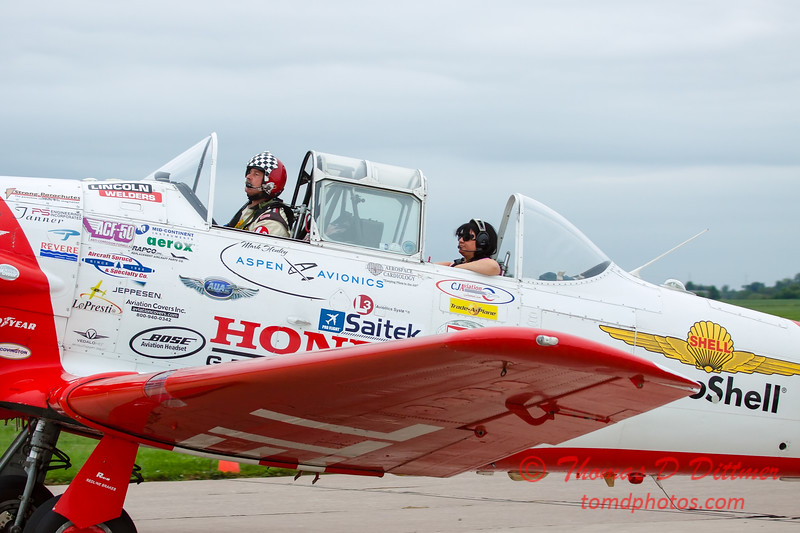 768 - Saturday at the Quad City Air Show - Davenport Municipal Airport - Davenport Iowa - September 1st