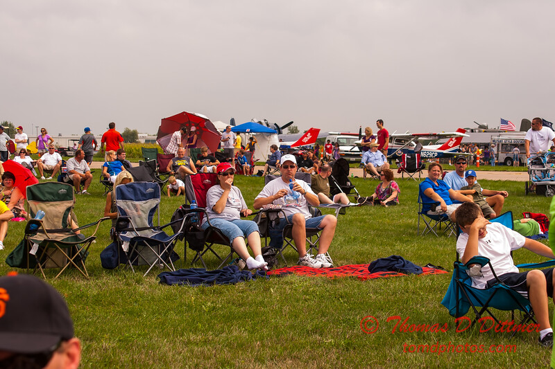 2536 - Sunday at the Quad City Air Show - Davenport Municipal Airport - Davenport Iowa - September 2nd