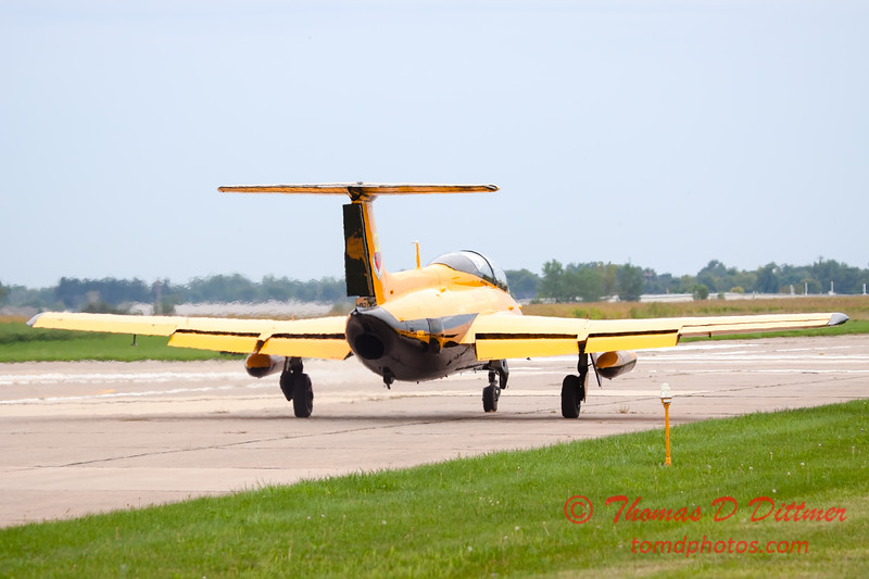 449 - Friday Practice at the Quad City Air Show - Davenport Municipal Airport - Davenport Iowa - August 31st