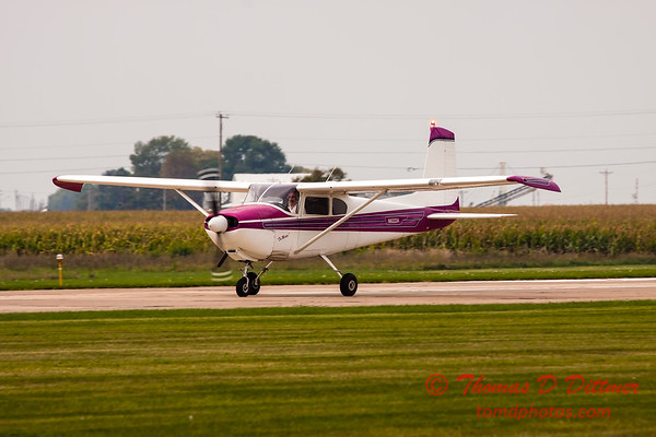 84 - Friday Practice at the Quad City Air Show - Davenport Municipal Airport - Davenport Iowa - August 31st
