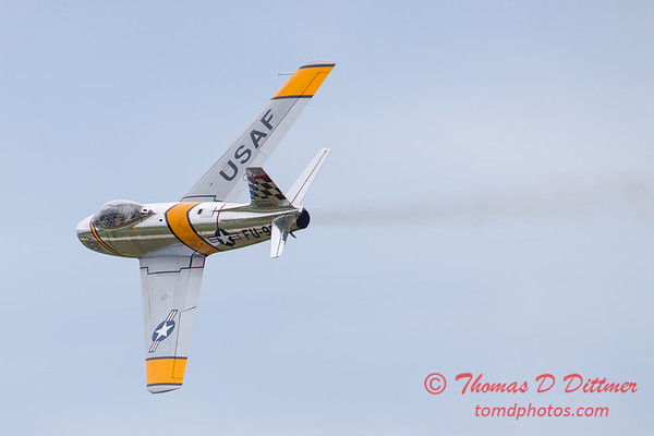 296 - Friday Practice at the Quad City Air Show - Davenport Municipal Airport - Davenport Iowa - August 31st