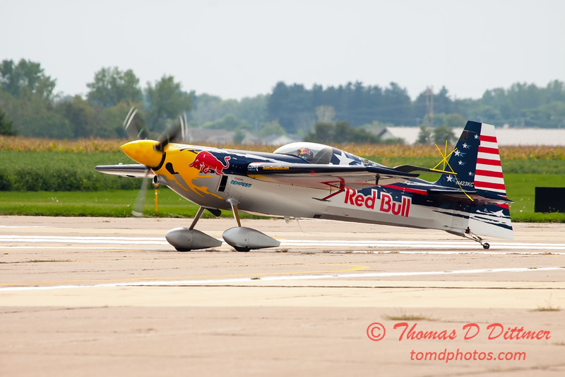 71 - Friday Practice at the Quad City Air Show - Davenport Municipal Airport - Davenport Iowa - August 31st