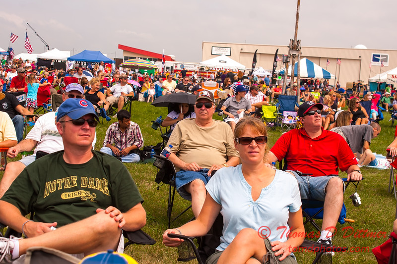 2501 - Sunday at the Quad City Air Show - Davenport Municipal Airport - Davenport Iowa - September 2nd