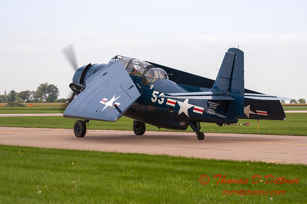 1307 - Sunday at the Quad City Air Show - Davenport Municipal Airport - Davenport Iowa - September 2nd