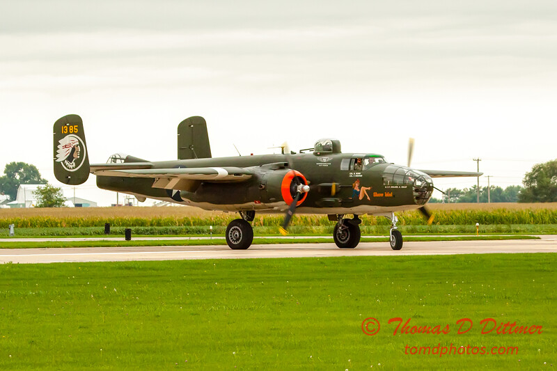 1054 - Saturday at the Quad City Air Show - Davenport Municipal Airport - Davenport Iowa - September 1st