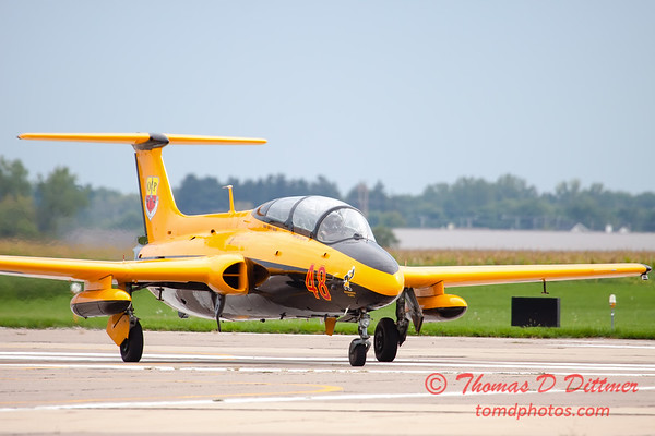 688 - Friday Practice at the Quad City Air Show - Davenport Municipal Airport - Davenport Iowa - August 31st