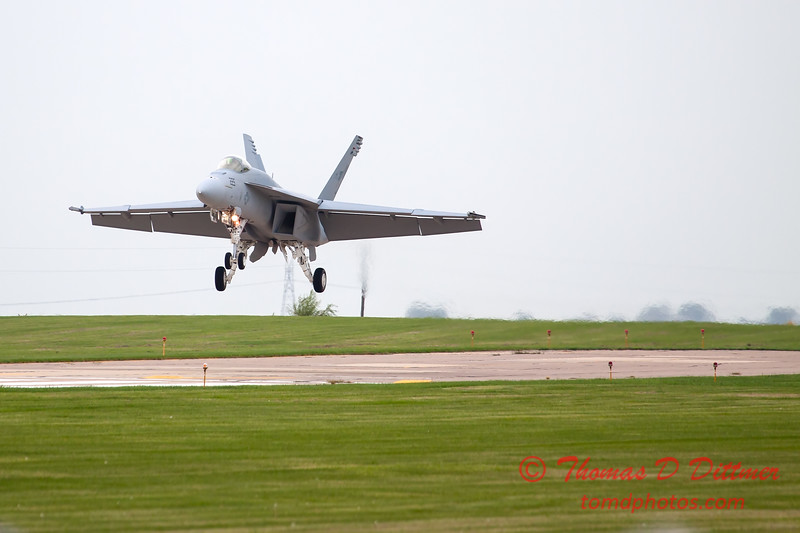 503 - Friday Practice at the Quad City Air Show - Davenport Municipal Airport - Davenport Iowa - August 31st