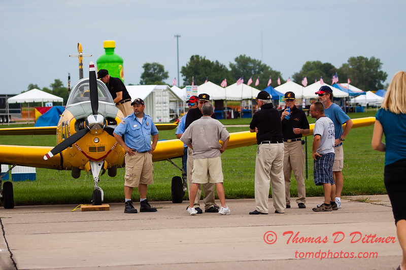 623 - Friday Practice at the Quad City Air Show - Davenport Municipal Airport - Davenport Iowa - August 31st