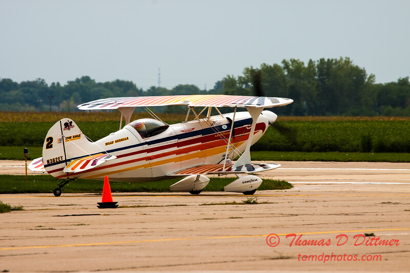 98 - Friday Practice at the Quad City Air Show - Davenport Municipal Airport - Davenport Iowa - August 31st