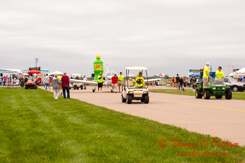 1255 - Saturday at the Quad City Air Show - Davenport Municipal Airport - Davenport Iowa - September 1st