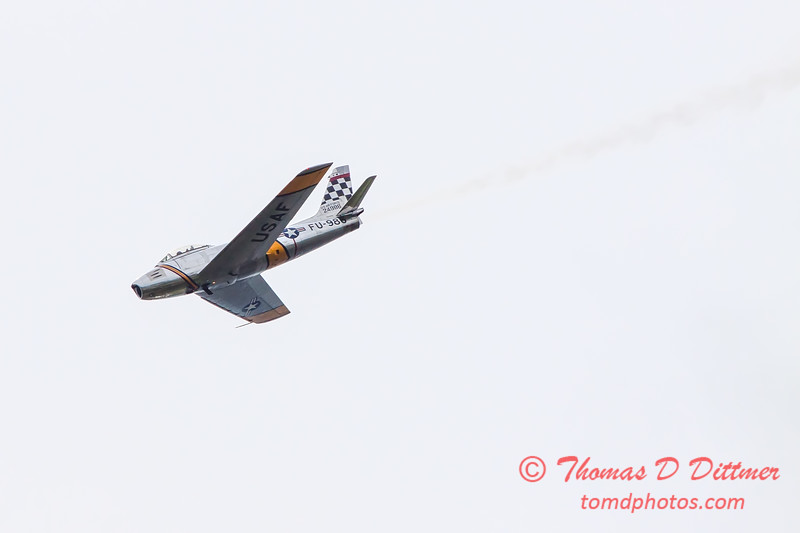 309 - Friday Practice at the Quad City Air Show - Davenport Municipal Airport - Davenport Iowa - August 31st