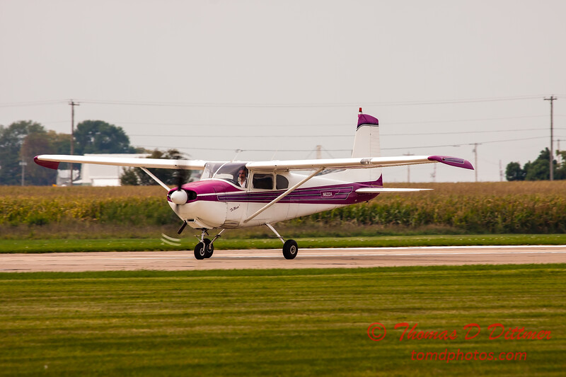 83 - Friday Practice at the Quad City Air Show - Davenport Municipal Airport - Davenport Iowa - August 31st
