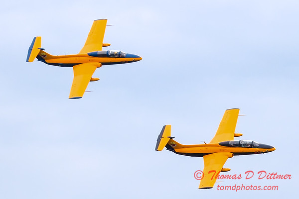 656 - Friday Practice at the Quad City Air Show - Davenport Municipal Airport - Davenport Iowa - August 31st
