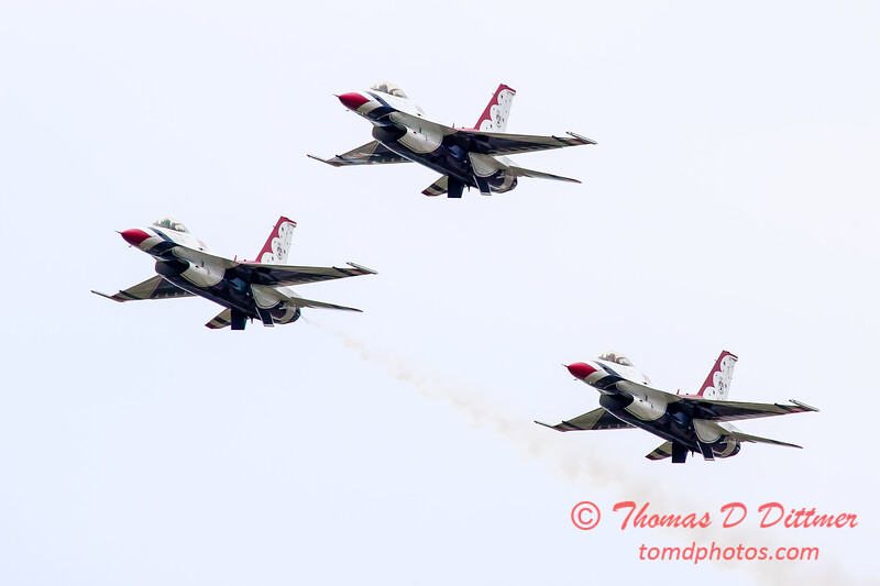 163 - Friday Practice at the Quad City Air Show - Davenport Municipal Airport - Davenport Iowa - August 31st