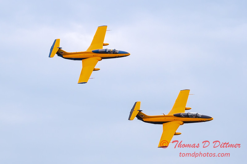 653 - Friday Practice at the Quad City Air Show - Davenport Municipal Airport - Davenport Iowa - August 31st