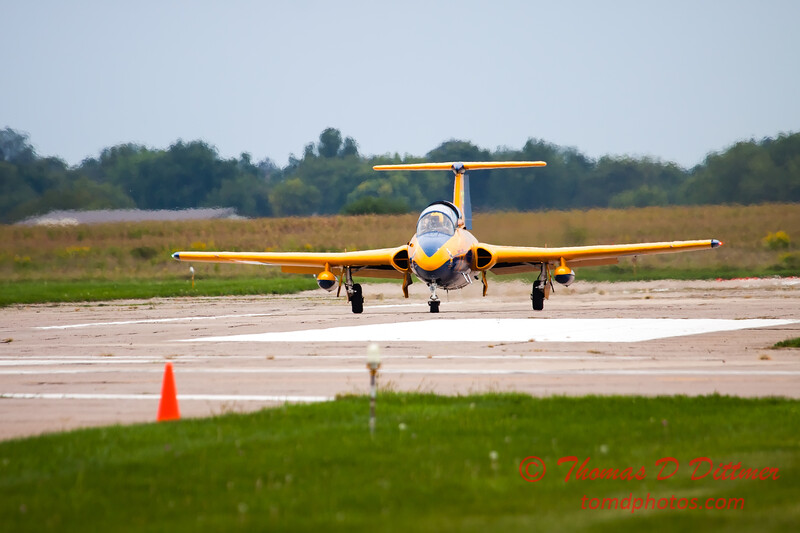 459 - Friday Practice at the Quad City Air Show - Davenport Municipal Airport - Davenport Iowa - August 31st