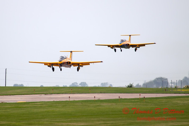 679 - Friday Practice at the Quad City Air Show - Davenport Municipal Airport - Davenport Iowa - August 31st