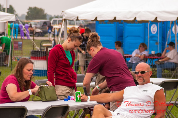 1519 - Sunday at the Quad City Air Show - Davenport Municipal Airport - Davenport Iowa - September 2nd