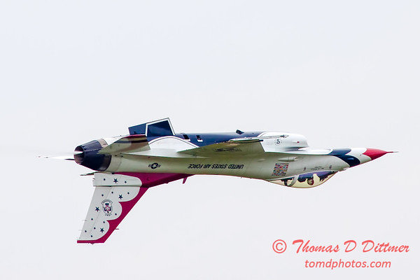 176 - Friday Practice at the Quad City Air Show - Davenport Municipal Airport - Davenport Iowa - August 31st