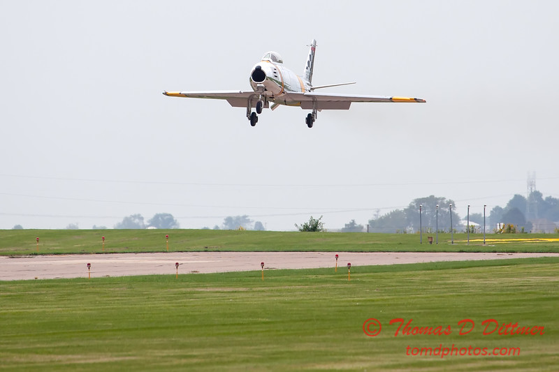 358 - Friday Practice at the Quad City Air Show - Davenport Municipal Airport - Davenport Iowa - August 31st