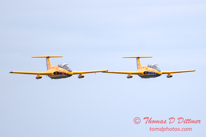 645 - Friday Practice at the Quad City Air Show - Davenport Municipal Airport - Davenport Iowa - August 31st
