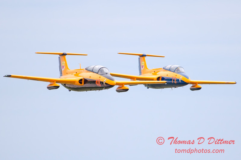 627 - Friday Practice at the Quad City Air Show - Davenport Municipal Airport - Davenport Iowa - August 31st