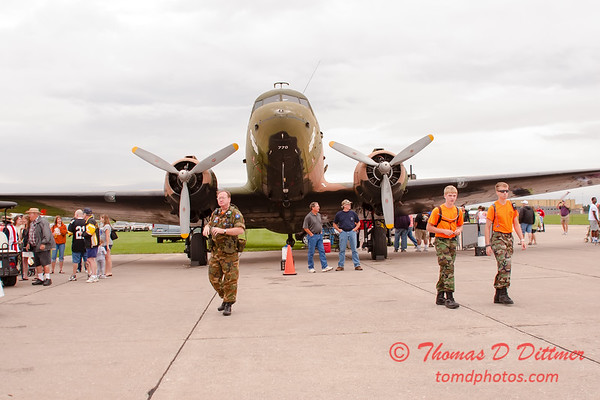 1268 - Saturday at the Quad City Air Show - Davenport Municipal Airport - Davenport Iowa - September 1st