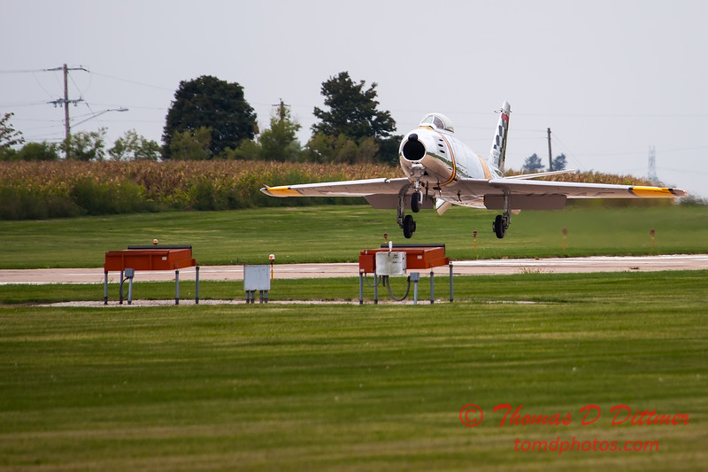 365 - Friday Practice at the Quad City Air Show - Davenport Municipal Airport - Davenport Iowa - August 31st