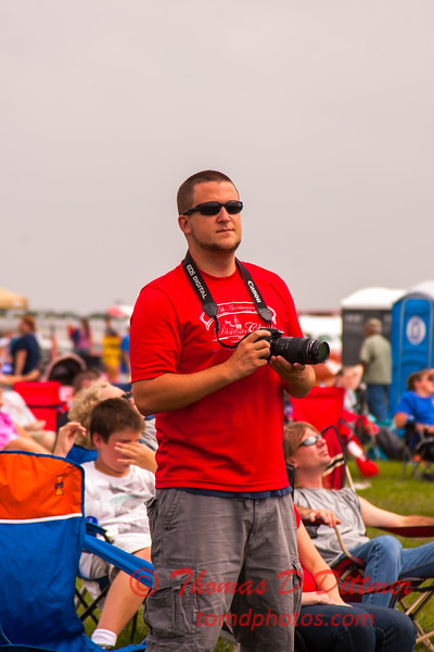 2508 - Sunday at the Quad City Air Show - Davenport Municipal Airport - Davenport Iowa - September 2nd