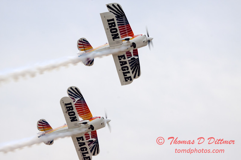 156 - Friday Practice at the Quad City Air Show - Davenport Municipal Airport - Davenport Iowa - August 31st