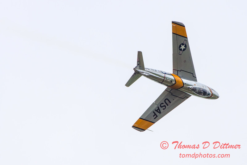316 - Friday Practice at the Quad City Air Show - Davenport Municipal Airport - Davenport Iowa - August 31st