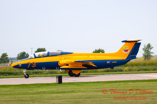 589 - Friday Practice at the Quad City Air Show - Davenport Municipal Airport - Davenport Iowa - August 31st