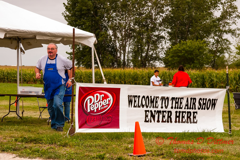 1226 - Saturday at the Quad City Air Show - Davenport Municipal Airport - Davenport Iowa - September 1st
