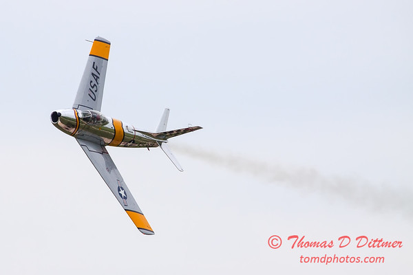 289 - Friday Practice at the Quad City Air Show - Davenport Municipal Airport - Davenport Iowa - August 31st