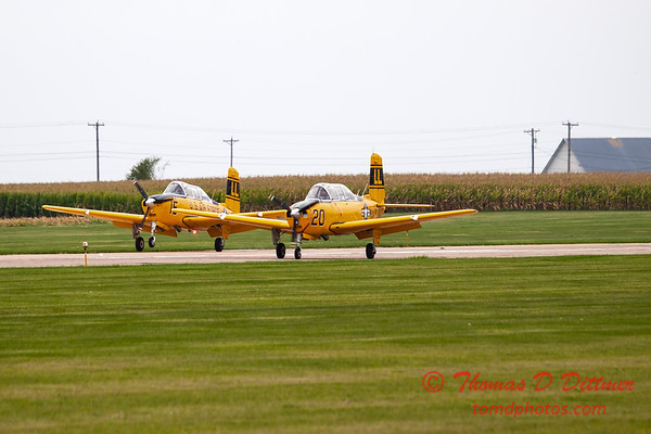 546 - Friday Practice at the Quad City Air Show - Davenport Municipal Airport - Davenport Iowa - August 31st