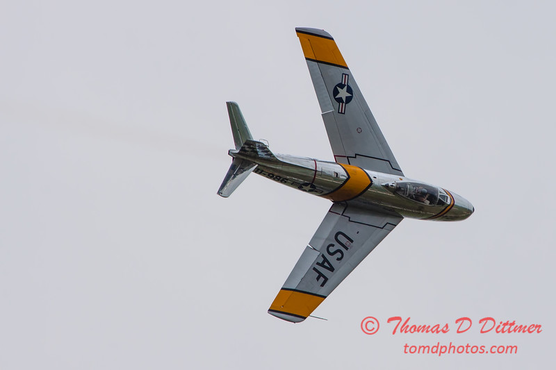 302 - Friday Practice at the Quad City Air Show - Davenport Municipal Airport - Davenport Iowa - August 31st